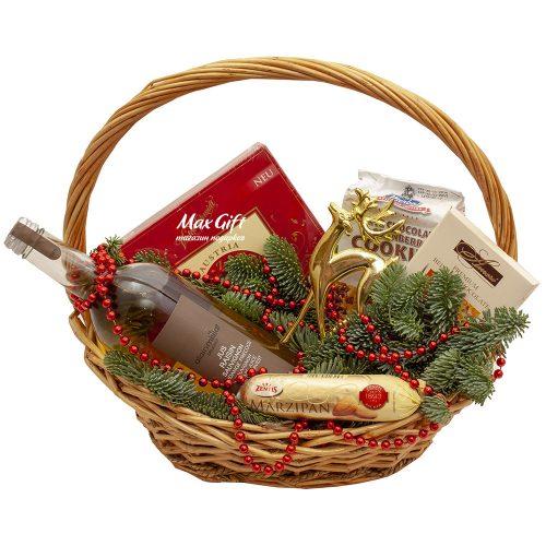 Подарочная корзина «Австрийский новый год»