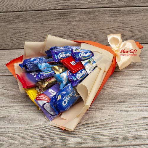 Букет из конфет «Листопад»