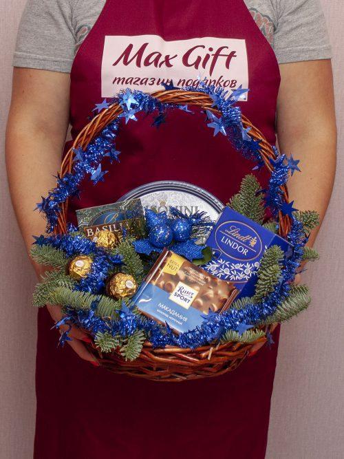 Подарочная корзина «Ночь перед Рождеством»