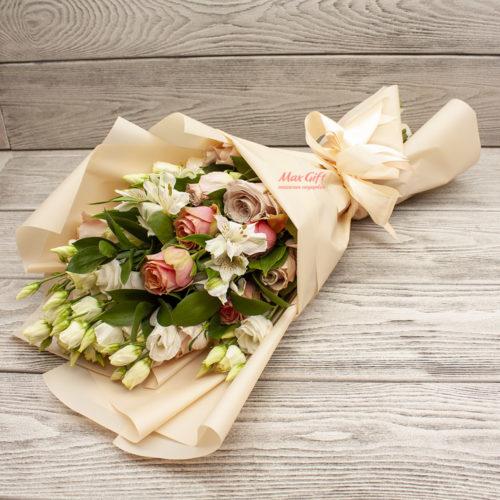 Букет из цветов «Афродита»
