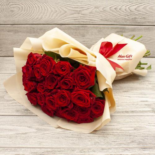 Букет из цветов «Анжелика»