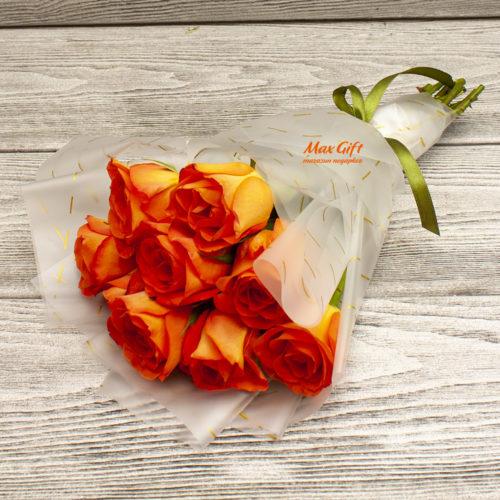 Букет из цветов «Алиса»