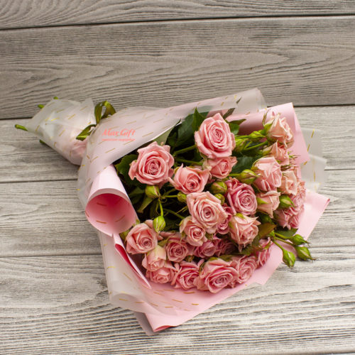 Букет из цветов «Авелина»