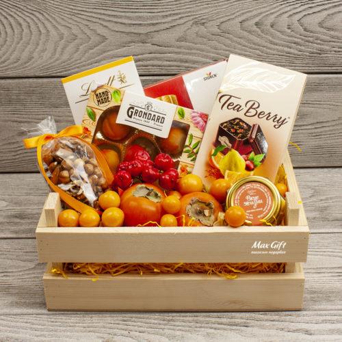 Подарочный набор с фруктами «Жужа»