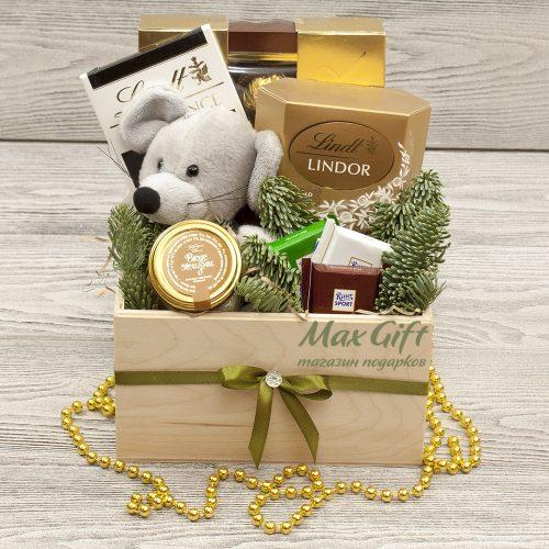 Подарочный набор «Новогодний мышонок»