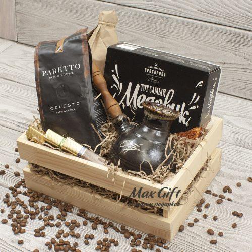 Подарочный набор «Медовик»