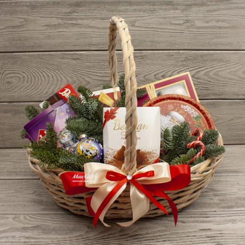 Подарочная корзина «Благодарю»