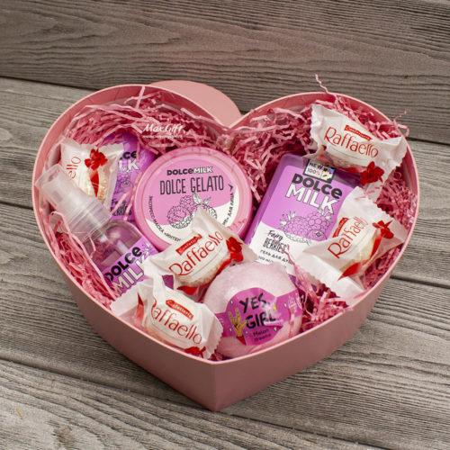 Подарочный набор «Розовые мечты»