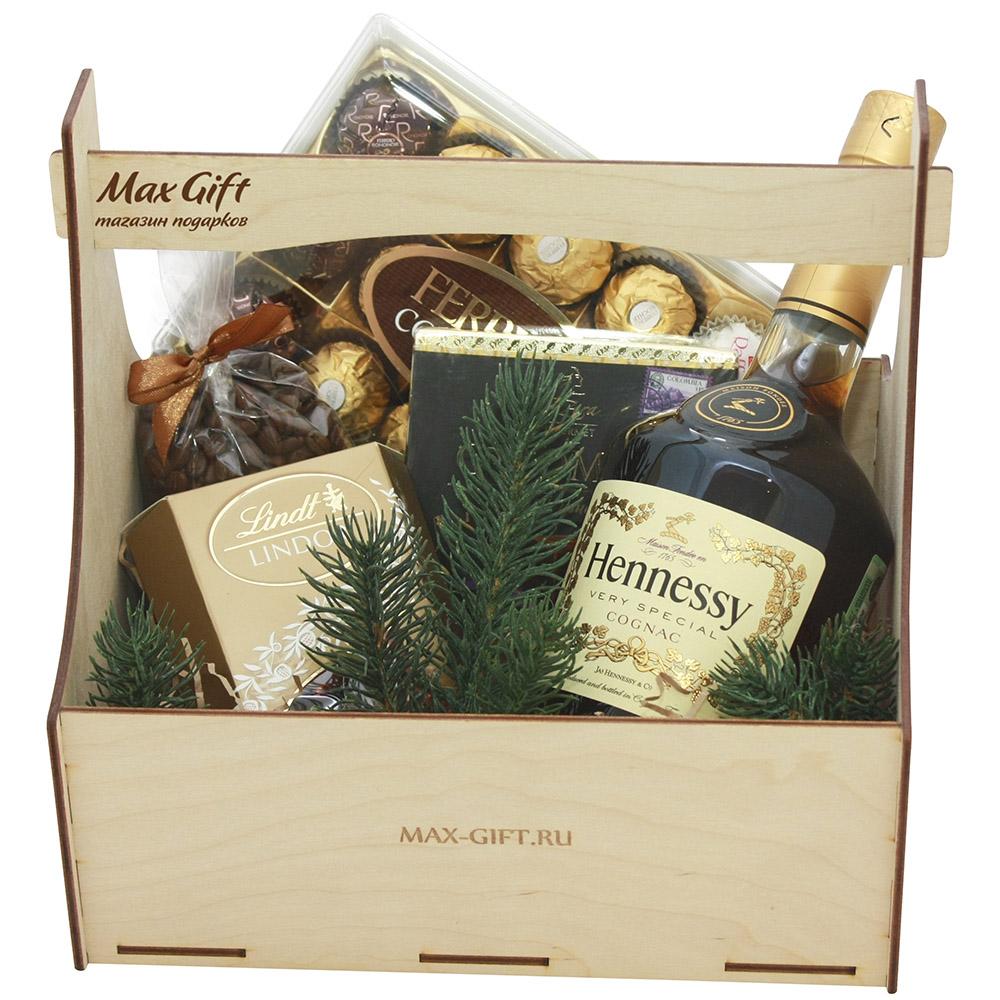 "Подарочный набор ""Hennessy"" (новогодний)"