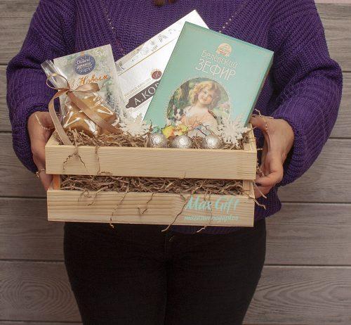 Подарочный набор «Зимний сад»
