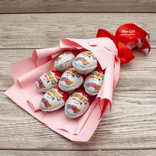 Букет из конфет «Киндер мания»