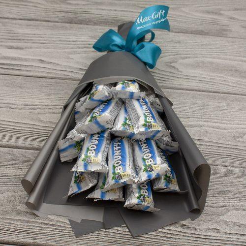Букет из шоколадок «Баунти»
