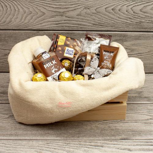 Подарочный набор «Dolce milk chocolate»