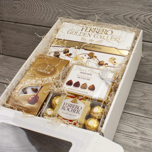 Подарочный набор «Ferrero»