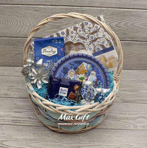 Подарочная корзина «Зимняя сказка»