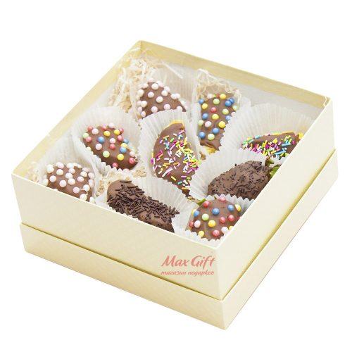 Фруктовые конфеты «Витаминки в шоколаде»
