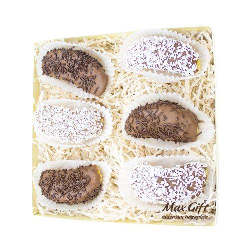 Фруктовые конфеты «Апельсинки в шоколаде»
