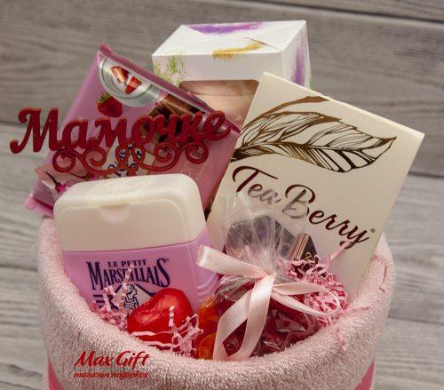 Подарочный набор «Любимой мамочке»