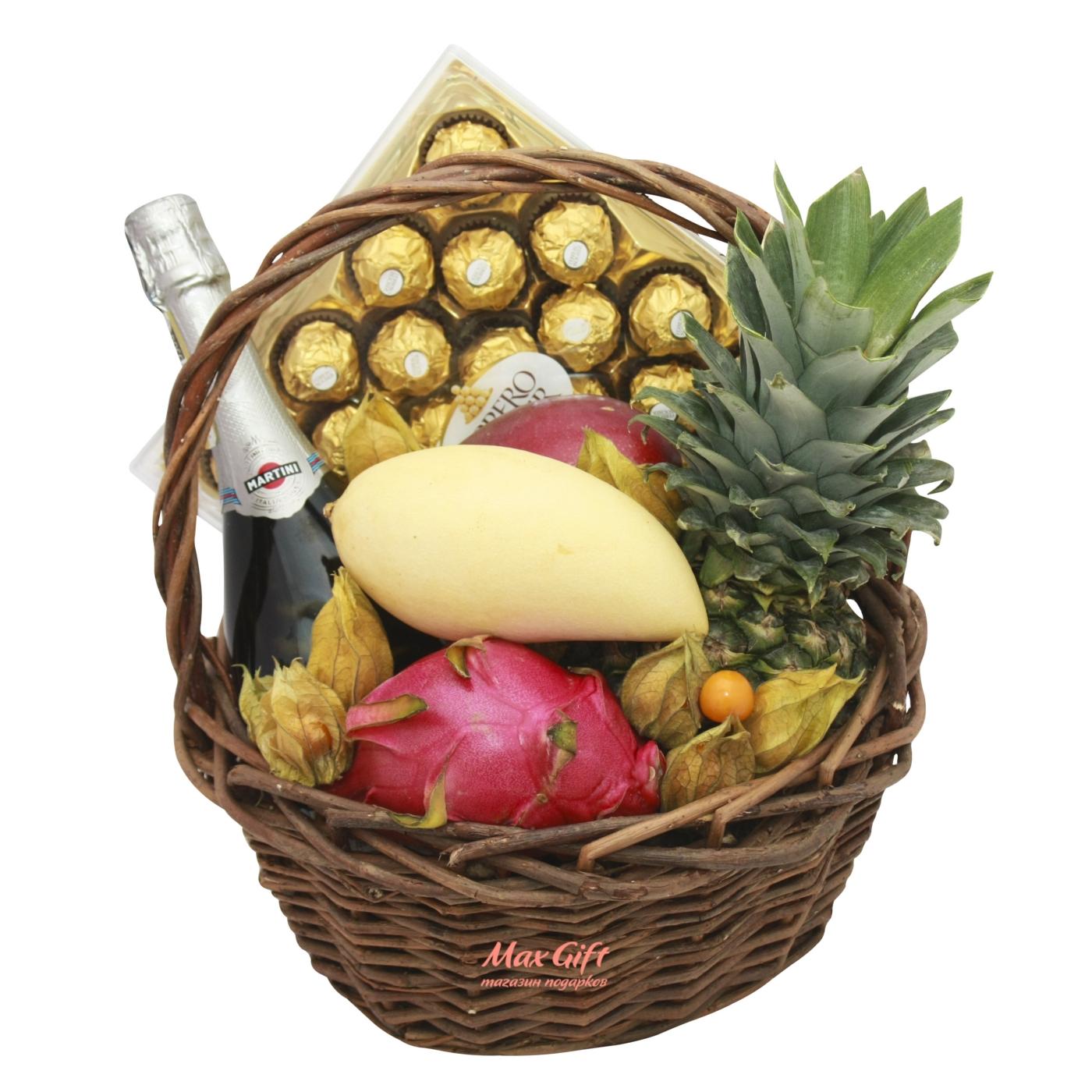 Букеты Фрутто - интернет магазин фруктовых букетов 40