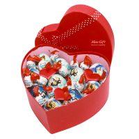 """Подарочный набор """"Сердечный Kinder сюрприз"""""""