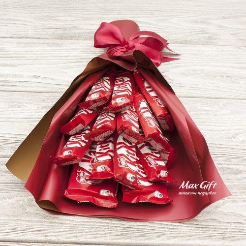 Букет из шоколадок «KitKat»