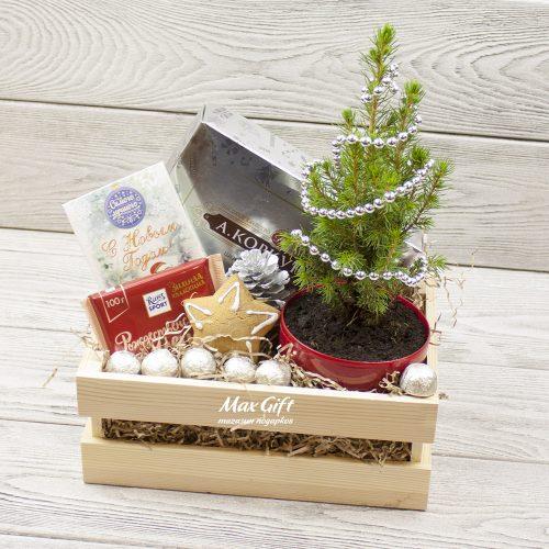 Подарочный набор «Зимняя красавица»