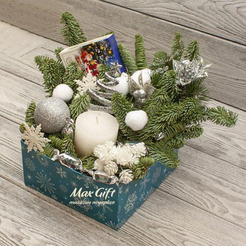 Подарочный набор «Иней»
