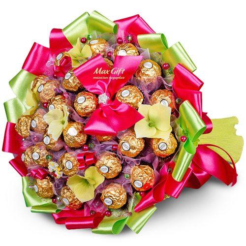 """Букет из конфет """"Фиона XL"""""""