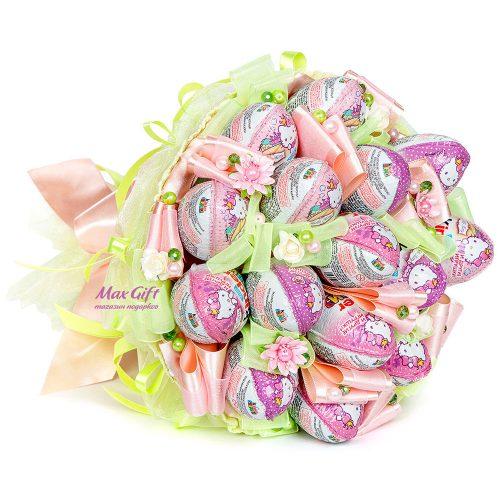 """Букет из конфет """"Киндер мания мини"""""""