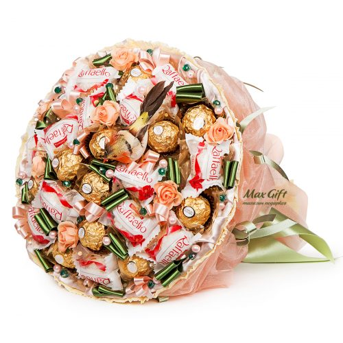 """Букет из конфет """"Лесной 2"""""""