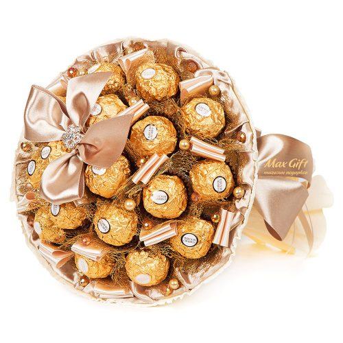 """Букет из конфет """"Золотце"""""""