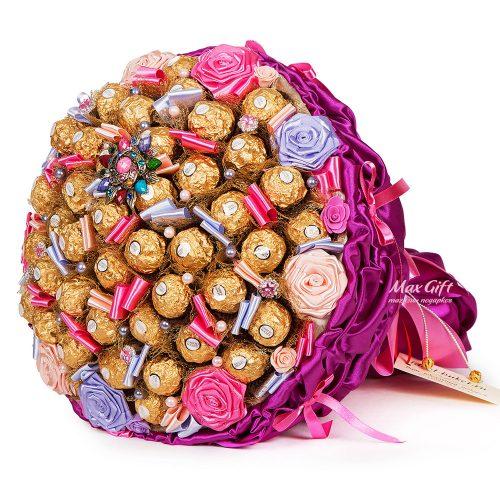 """Букет из конфет """"Мираж премиум 3"""""""