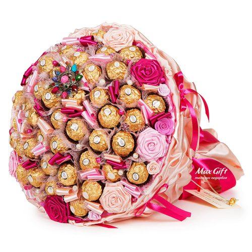 """Букет из конфет """"Мираж премиум 4"""""""