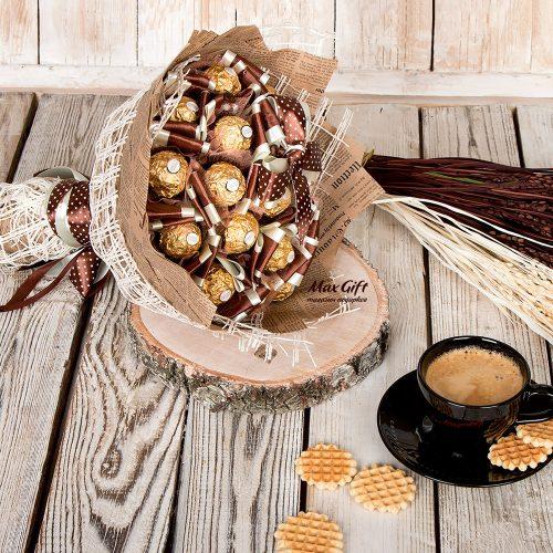 """Букет из конфет """"МОККО"""""""