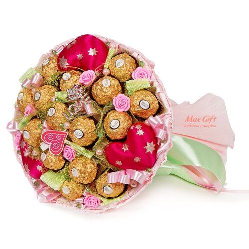 """Букет из конфет """"Love"""""""