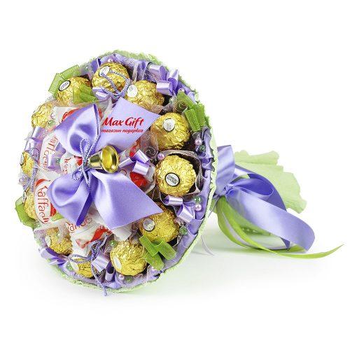 """Букет из конфет """"День знаний"""""""