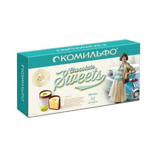 """Шоколадные конфеты """"Комильфо"""", 116г"""