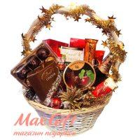 Подарочная корзина «Новогоднее торжество»
