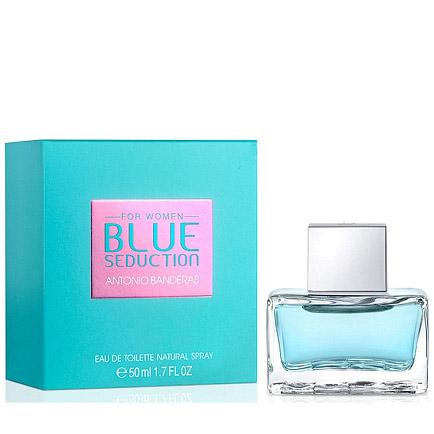 Туалетная вода Antonio Banderas Blue Seduction For Women