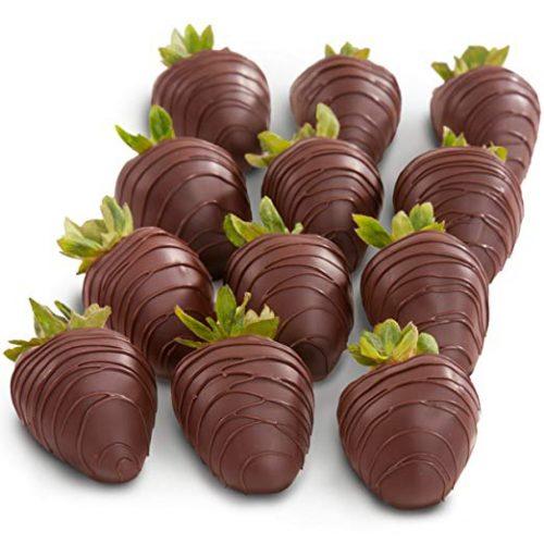 Фруктовые конфеты «Клубничное наслаждение»