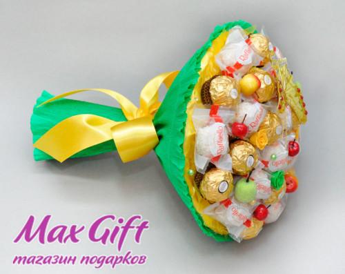 """Букет из конфет """"Осенний карнавал"""" 3"""