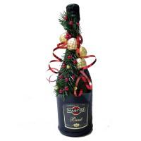 "Подарочная бутылочка ""Martini Brut"""