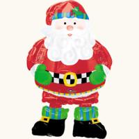 "Ходячий шар ""Дед Мороз"""