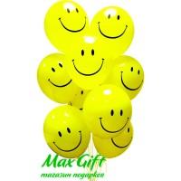 """Букет из шаров """"Большие улыбки"""""""